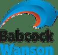 Logo de pied de page BW foncé