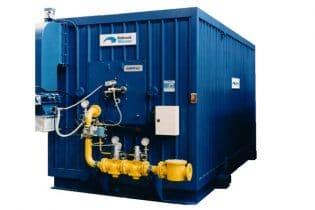EPC H Caldeiras de fluido térmico
