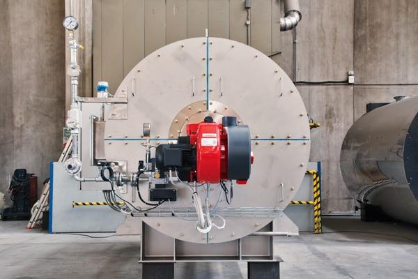 Calentador de aire de proceso indirecto HTV-N