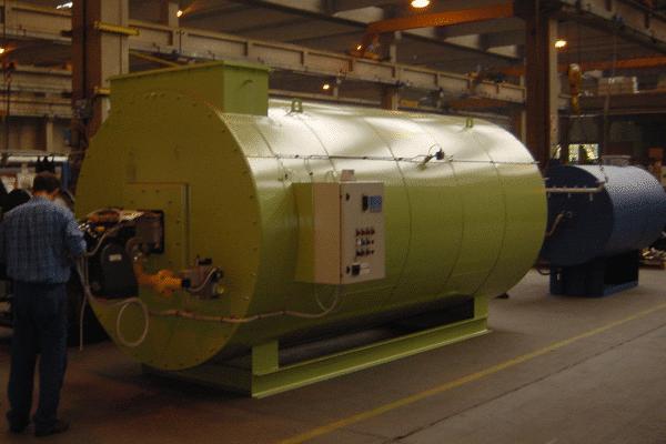 GASAIRBLOC Générateur d'air chaud direct