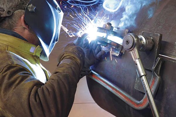 chaudronnerie industrielle