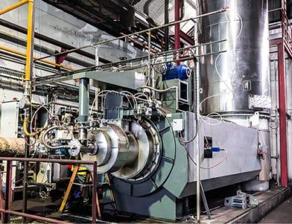 Recuperative Thermal Oxidiser for Arigna Biofuels