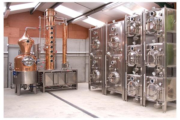 Chaudière vapeur VAP 400