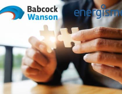 Babcock Wanson et Energisme