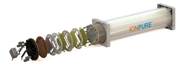 Process IonPure traitement de l'eau